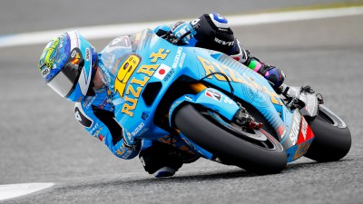 Rizla Suzuki heads to home Grand Prix