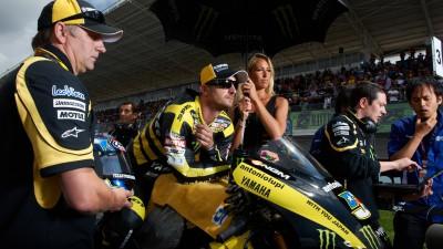 Colin Edwards declarado apto para Silverstone