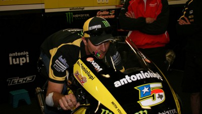 Colin Edwards declared fit for Silverstone
