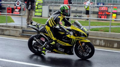 Crutchlow impresses in front of home fans at Silverstone