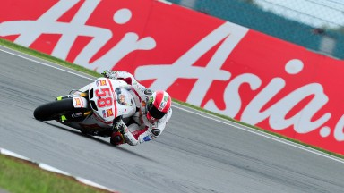 Simoncelli second at Silverstone