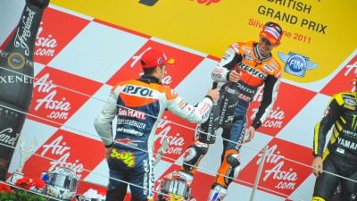 Repsol Honda Team reigns at Silverstone