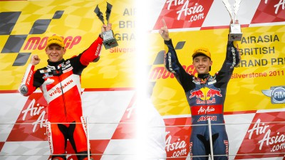 Bradl and Folger capture a German double