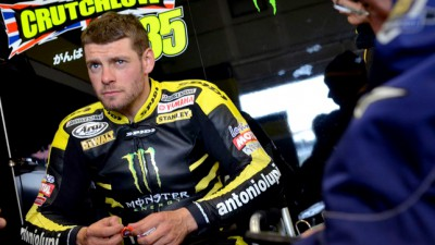 Crutchlow recovering after successful surgery