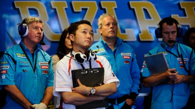 Así trabaja Bridgestone durante un fin de semana de GP