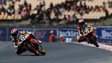 Rins, Torres, Barragan and Ribalta victorious at the CEV Buckler Circuit de Catalunya round