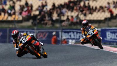 Rins, Torres, Barragan and Ribalta victorious at the CEV Buckler Circuit de Catalunya round