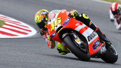 Rossi to ride GP11.1 at Assen