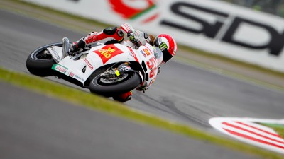 Simoncelli ready to turn the page at Assen