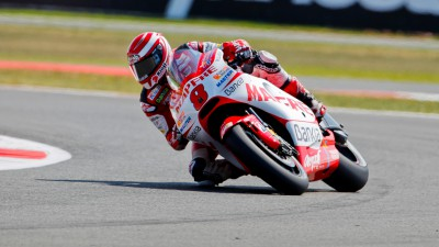 Barberá returns to site of first podium