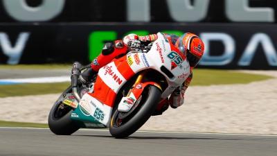 Bradl resumes Moto2 momentum