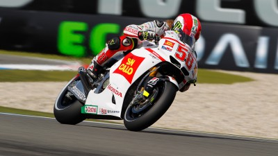 Simoncelli prend la pole position pour l'Iveco TT Assen