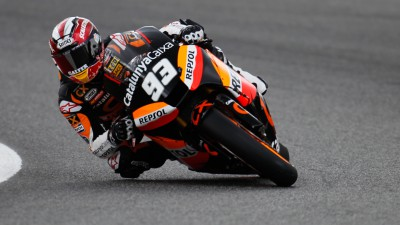 Second win for Márquez at the Cathedral