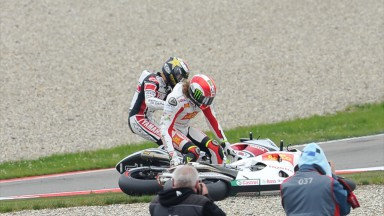 Simoncelli 'not conscious of the risks' according to Lorenzo