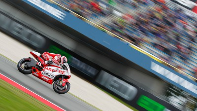 Barberá happy to move on after Assen round