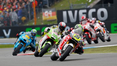 Elías takes positives from Assen top-ten result