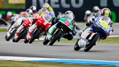 Le Mugello accueille le huitième épisode de la course au titre 125cc 2011