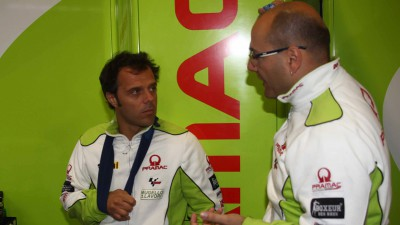 Capirossi to miss home race