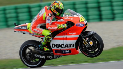 Ducati Team ready for home race