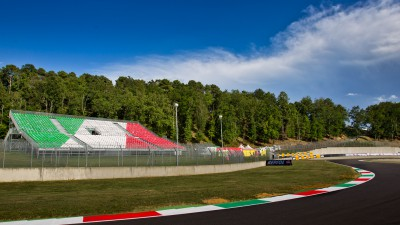 New look for Mugello