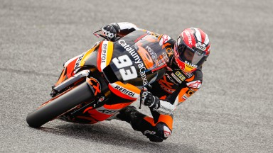 Márquez leads Mugello morning