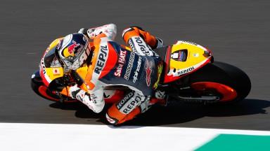 フリー走行2:A.ドビツィオーソが昨年の日本GP以来となる1番時計