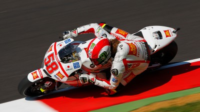 Another brilliant start for Simoncelli