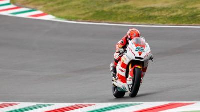 Bradl mène le warm-up Moto2 en Italie