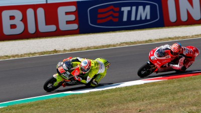 Terol masters 125cc race