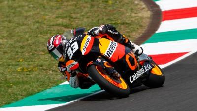 Márquez takes Mugello Moto2 victory