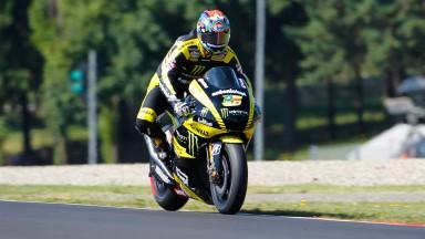 Edwards battles to top ten in Mugello
