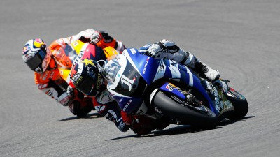 Weekend memorabile per Yamaha