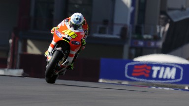 Comeback race for Rossi and Hayden at Mugello