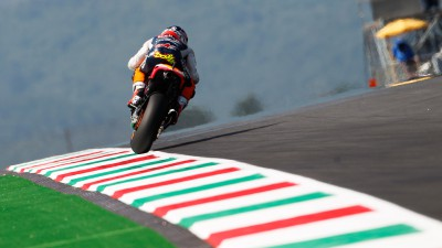 MotoGP class gets Mugello test underway