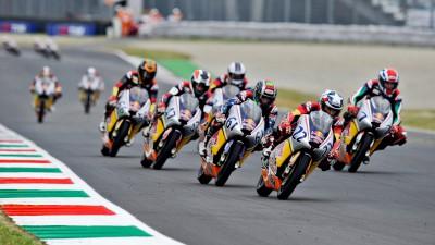 Sissis remporte l'épreuve de la Red Bull MotoGP Rookies Cup au Mugello