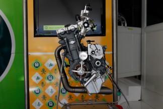 イオダ・レーシングがMoto3のエンジンを発表