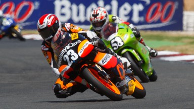 Márquez, Morales and Silva come out on top at Albacete CEV Buckler round