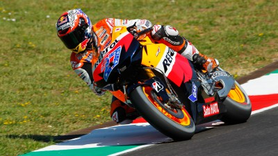 Repsol Honda trio hungry for Sachsenring round