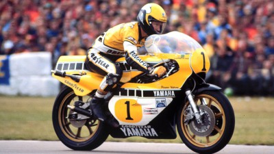 """King"" Kenny Roberts to ride all three days at Red Bull U.S. GP"