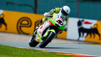 Changes in personnel and fortunes in Pramac garage