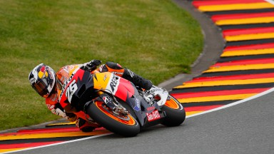 Repsol Honda in dem Top-5