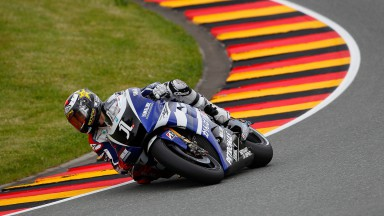 Strong Start for Lorenzo in Germany