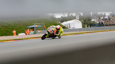 Relentless Terol fastest in FP3