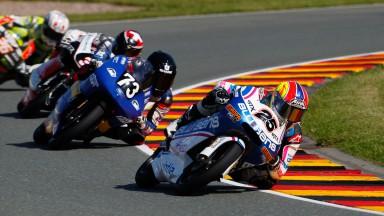 Viñales s'offre sa troisième pole de la saison au Sachsenring