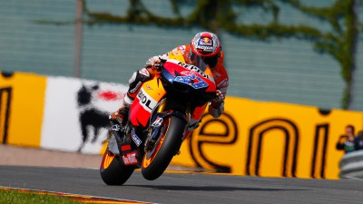 Repsol Honda 1-2 in Germany Qualifying