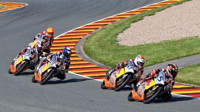 Red Bull MotoGP Rookies Sachsenring: Oettl on home soil
