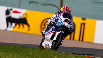 Viñales tops warm up at Sachsenring