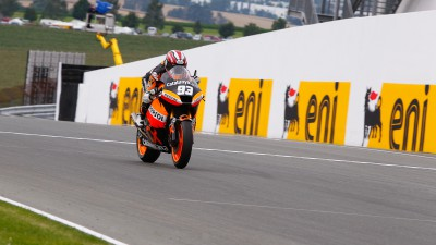 Third successive win for Márquez