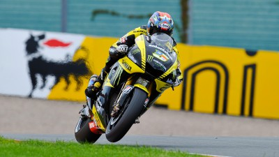 Edwards and Crutchlow collect valuable points in Germany