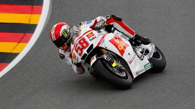 Sixth for Simoncelli at Sachsenring